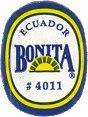 BONITA ® ECUADOR #4011