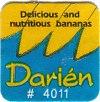 Darian #4011 Delicious and nutricious bananas