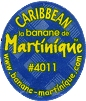 CARIBBEAN la banane de MARTINIQUE www.banane-martinique.com