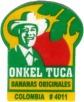 ONKEL TUCA BANANAS ORIGINALES COLOMBIA #4011