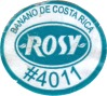 BANANO DE COSTA RICA ROSY #4011