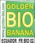 GOLDEN BIO BANANA www.golden-bio.com ECUADOR FR BIO 02