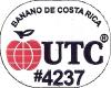 BANANO DE COSTA RICA UTC ® 4237