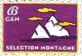 B G&M SÉLECTION MONTAGNE