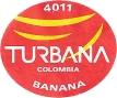 4011 TURBANA COLOMBIA BANANA