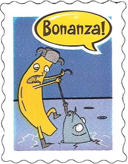Bonanza! - fishing